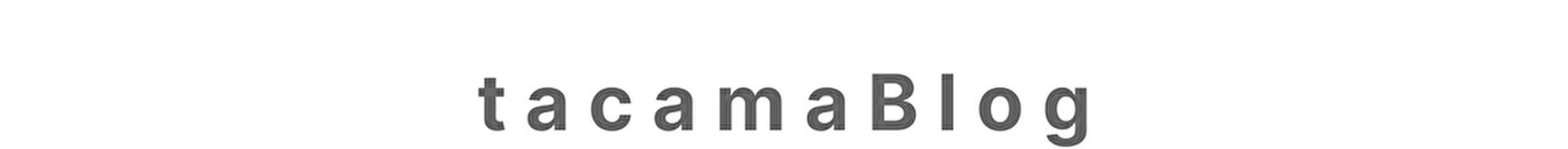 tacamaBlog - ジャズベーシストのブログ