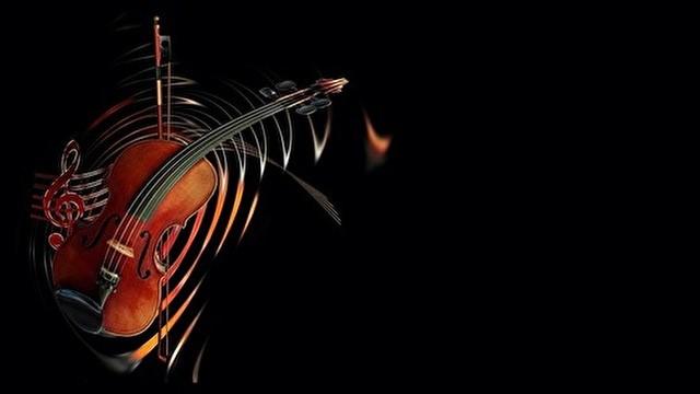 コントラバスが目立ってかっこいい、クラシックオーケストラの曲