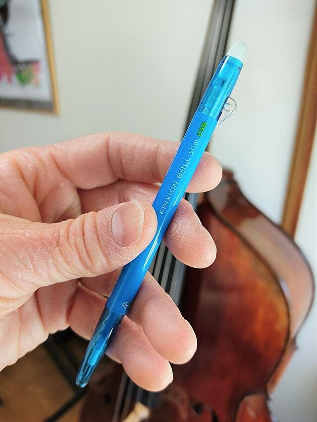 フリクションペン5