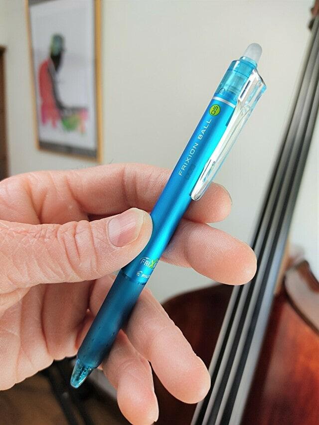 フリクションペン1