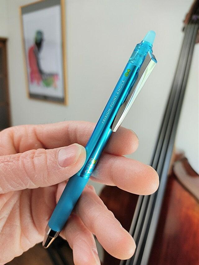 フリクションペン3
