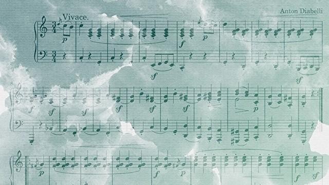 タブ譜も音符も両方読む