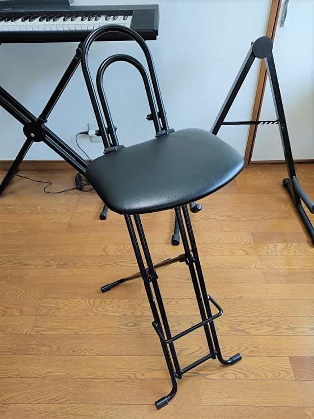 ぼくの使っている椅子